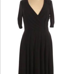 Gabby Skye Black Dress